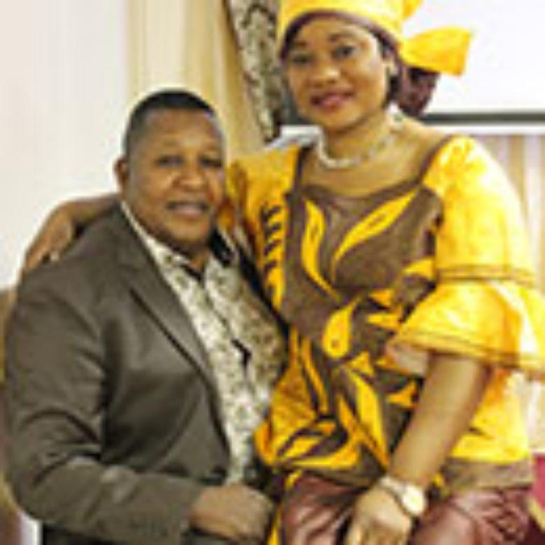 Pascal & Véronique Kasongo
